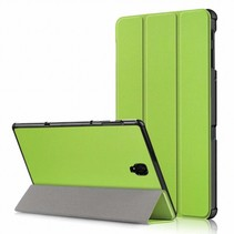 Samsung Galaxy Tab A 10.5 Tri-Fold Book Case Groen