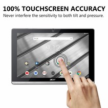 Acer Iconia One 10 B3-A50 - Tempered Glass - Screenprotector
