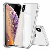 Dux Ducis - iPhone XS MAX hoesje - Light TPU Case - Back Cover - Transparant