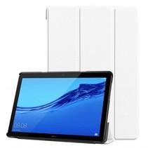 Huawei MediaPad T5 10 - Tri-fold Book Case - Wit
