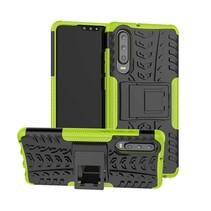 Schokbestendige Back Cover - Huawei P30 - Groen