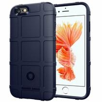 iPhone 7 / 8  hoes - Heavy Armor TPU Bumper - Blauw