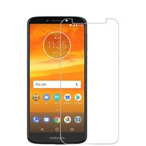 Motorola Moto E5 Play - Tempered Glass Screenprotector - 2.5D