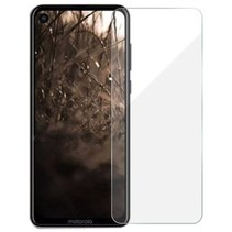 Motorola P40  - Tempered Glass Screenprotector - 2.5D