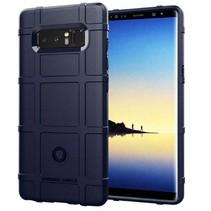 Samsung Galaxy Note 8 hoes - Heavy Armor TPU Bumper - Blauw