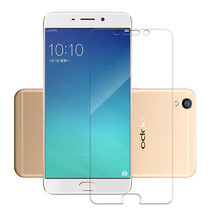 Oppo R17 - Tempered Glass Screenprotector - 2.5D