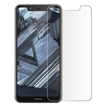 Nokia 5.1 Plus  - Tempered Glass Screenprotector