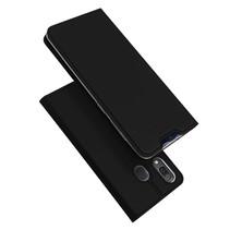 Samsung Galaxy A30 hoesje - Dux Ducis Skin Pro Book Case - Zwart