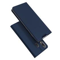 Samsung Galaxy A30 hoesje - Dux Ducis Skin Pro Book Case - Blauw