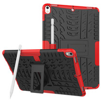 iPad Air 10.5 hoes (2019) - Schokbestendige Back Cover - Rood