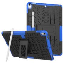 iPad Air 10.5 hoes (2019) - Schokbestendige Back Cover - Blauw