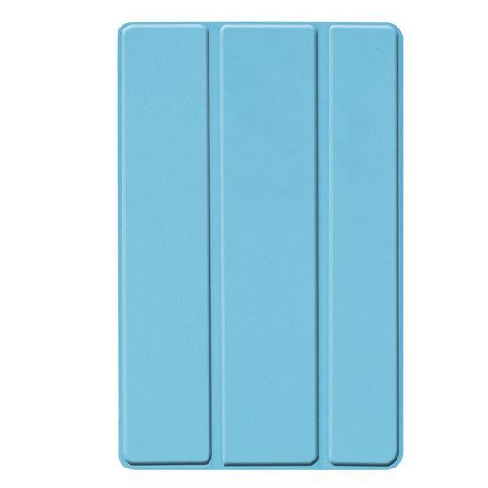 Case2go Samsung Galaxy Tab A 10.1 (2019) hoes - Tri-Fold Book Case - Licht Blauw