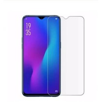 Samsung Galaxy A30 - Tempered Glass Screenprotector - Case-Friendly