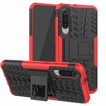 Xiaomi Mi 9 SE hoesje - Schokbestendige Back Cover - Rood