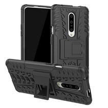 OnePlus 7 hoesje - Schokbestendige Back Cover - Zwart