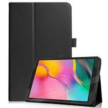 Samsung Galaxy Tab A 10.1 (2019)  flip hoes - zwart