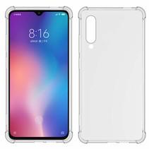 Xiaomi Mi 9 hoes - Anti-Shock TPU Back Cover - Transparant