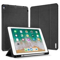 iPad Air 10.5 (2019) hoes - Dux Ducis Domo Book Case - Zwart