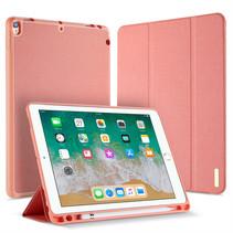 iPad Air 10.5 (2019) hoes - Dux Ducis Domo Book Case - Roze