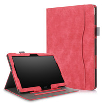 Lenovo Tab M10 hoes - Wallet Book Case - Rood