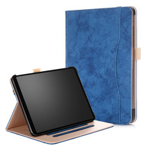 Apple iPad Pro 11 (2018) hoes - Wallet Book Case - Blauw