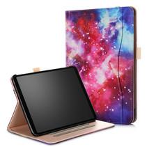 iPad Pro 11 hoes - Wallet Book Case - Galaxy
