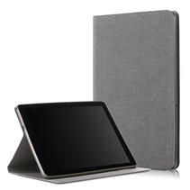 Huawei MediaPad T5 10 - Book Case met TPU cover - Grijs