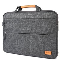 WiWu - 13 inch Laptophoes Smart Stand Laptop Sleeve - Grijs