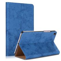Xiaomi Mi Pad 4 8.0 - Book Case met TPU cover - Blauw