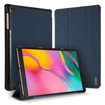 Samsung Galaxy Tab A 10.1 (2019) hoes - Dux Ducis Domo Book Case - Blauw