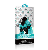 Atouchbo LG V40 hoes - Anti-Shock TPU Back Cover - Transparant