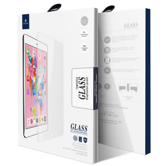 Dux Ducis iPad Mini 7.9 inch (2019) - Tempered Glass - Screenprotector