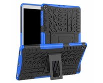 Samsung Galaxy Tab A 10.1 2019 - Schokbestendige Back Cover - Blauw