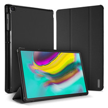 Samsung Galaxy Tab S5e hoes - Dux Ducis Domo Book Case - Zwart
