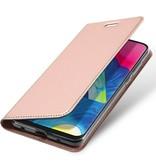 Dux Ducis Samsung Galaxy M10 hoes - Dux Ducis Skin Pro Series - Rosé-Gold