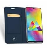Dux Ducis Samsung Galaxy M20 hoes - Dux Ducis Skin Pro Series - Blauw
