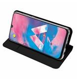 Dux Ducis Samsung Galaxy M30 hoes - Dux Ducis Skin Pro Series - Zwart
