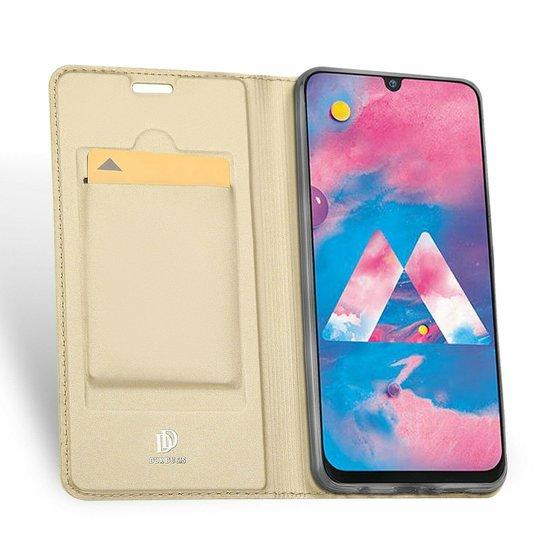 Dux Ducis Samsung Galaxy M30 hoes - Dux Ducis Skin Pro Series - Goud