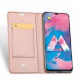 Dux Ducis Samsung Galaxy M30 hoes - Dux Ducis Skin Pro Series - Rosé-Gold