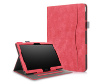 Lenovo Tab P10 hoes - Wallet Book Case - Rood