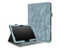 Lenovo Tab P10 hoes - Wallet Book Case - Turquoise