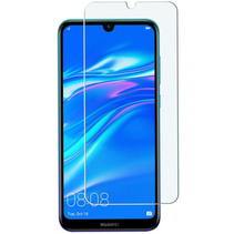 Huawei Y7 2019 - Tempered Glass Screenprotector - Case-Friendly