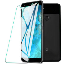 Google Pixel 3a - Tempered Glass Screenprotector - Case-Friendly