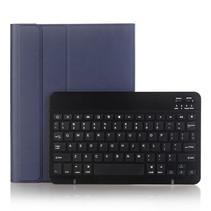 iPad Air 10.5 (2019) Case - Bluetooth Toetsenbord hoes met Stylus pen houder - Blauw