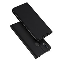 Asus Zenfone Max (M2) ZB633KL hoesje - Dux Ducis Skin Pro Book Case - Zwart