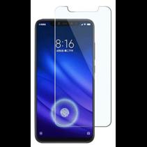 Xiaomi Mi 8 Pro - Tempered Glass Screenprotector - Case-Friendly