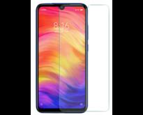 Xiaomi Redmi Note 7 - Tempered Glass Screenprotector - Case-Friendly
