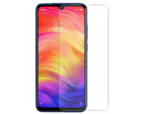 Xiaomi Redmi 7 - Tempered Glass Screenprotector - Case-Friendly