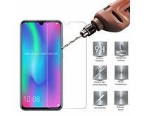 Huawei P Smart Plus 2019 - Tempered Glass Screenprotector - Case-Friendly