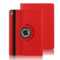 iPad Air 10.5 (2019) hoes - Draaibare Book Case - Rood